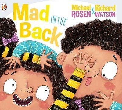 Mad in the Back by Michael Rosen Paperback Book