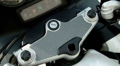 BMW R1150RS R1100RS Carbon Fiber Look Top Yoke Sticker Protect your triple tree