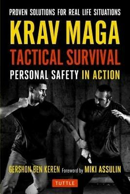 Krav Maga Tactical Survival by Gershon Ben Keren Paperback Book