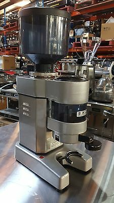 BNZ MD74 Commercial Cafe Espresso Coffee Bean Grinder Machine Cheap Conical Latt