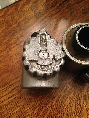 "1"" NH Wildland Fire Hose Nozzle shut off ball valve"