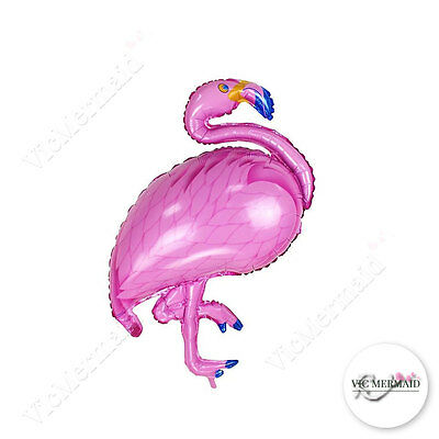 Tropical Flamingo Foil Balloon Helium Float Birthday Party Decorations Hot Pink