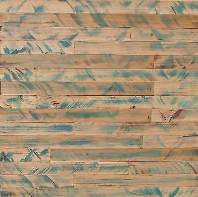 Dye wash wood cladding feature wall easy to install DIY **Made in Australia**