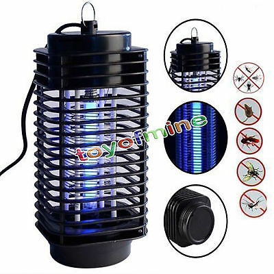 HOT SALE Electric Mosquito Fly Pest Bug Insect Zapper Killer With Trap Lamp