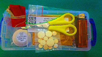 Clarinet Cork & Clarinet Pads Clarinet Kit.Leblanc Fit . Organic Wax.You Tube.