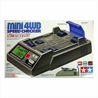 Tamiya 15183 New Mini 4WD SPEED CHECKER Dyno Test from Japan Rare