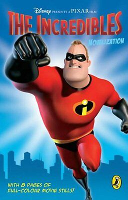 The Incredibles, Disney, Walt Book The Cheap Fast Free Post