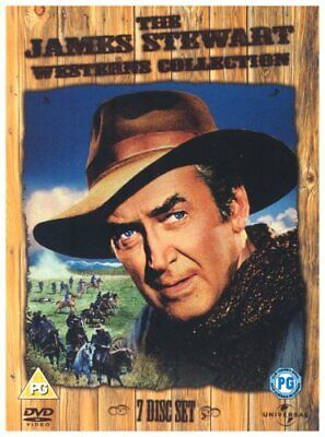 James Stewart Westerns Box Set - The James Stewart Western Collec... - DVD  QCVG