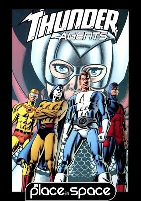 Thunder Agents Ongoing Vol 01 - Softcover