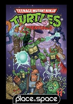 Tmnt Adventures Vol 11 - Softcover