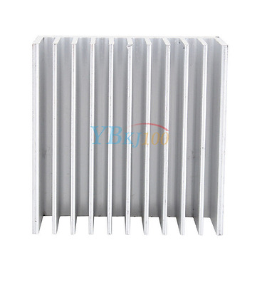 1pcs Heatsink Radiator 40mm x 40mm x 20mm New Aluminium Heat Sink