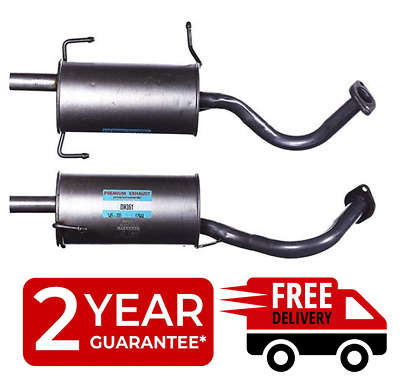 NEW Nissan Micra 1.0 1.3 1992 - 2002 Exhaust Rear Back Silencer Tail Box  DN361C