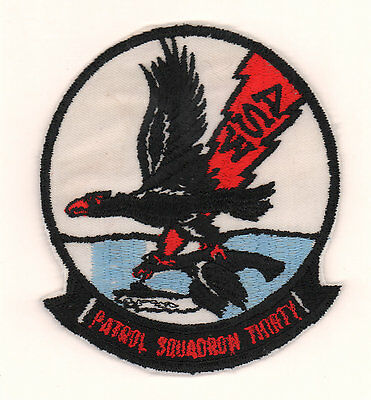 ASW Patrol Squadron Thirty USMC USN Patch
