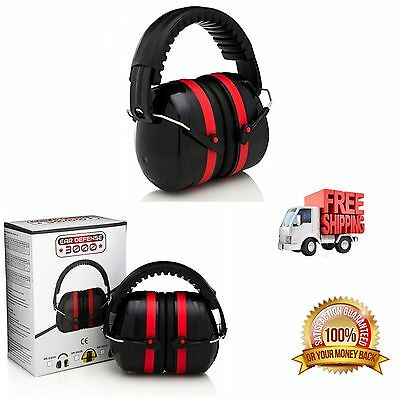 Ear Muffs Hearing Protection Ear Defenders Protectors Shooting Earmuffs Safety