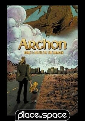 Archon Book 01 Battle Of The Dragon - Softcover