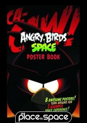 Angry Birds Space Poster Book - Softcover