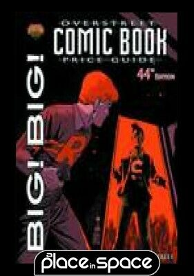 Big Big Overstreet Price Gd Vol 44 - Softcover