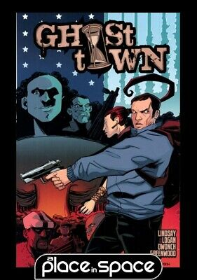 Ghost Town - Softcover