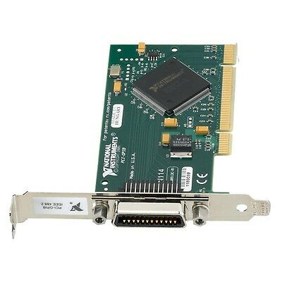 Carte Adaptateur National Intruments PCI GPIB ASSY188513C-01 NI-488.2 IEEE 488