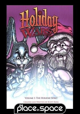 Holiday Wars - Softcover