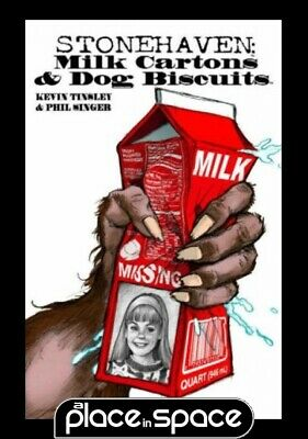 Stonehaven Vol 01 Milk Cartons & Dog Biscuits - Softcover