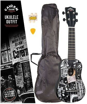 The Cavern Club - The Cavern- Ukulele Outfit