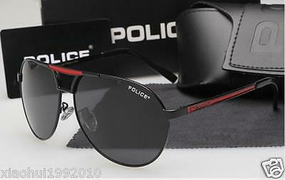 2016 New men's polarized sunglasses Driving glasses 4 colors P8480