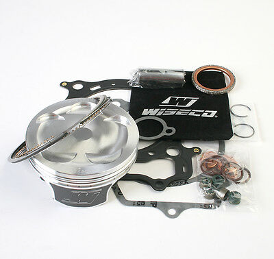Wiseco Yamaha WR450F WR 450 450F  Piston Top End Kit 95mm STD. Bore 2003-2006