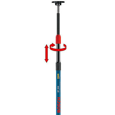 Bosch BT 350 Telescopic Pole for Laser Levels