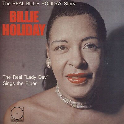 """Billie Holiday THE REAL """"LADY DAY"""" SINGS THE BLUES New Sealed Vinyl Record LP"""