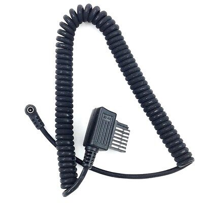 Metz 45-49 5521 Coiled PC Flash Sync Cord #Q17