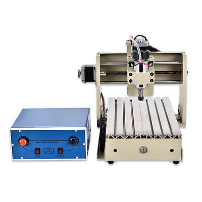 3 AXIS 3020T CNC ROUTER MACHINE ENGRAVER ENGRAVING CUTTER 300w MILLING ART BEST