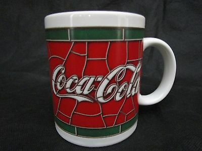 Coca Cola Coffee Mug/Cup Collectible GUC