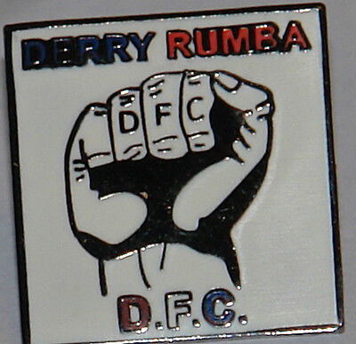 Dundee fc derry rumba badge