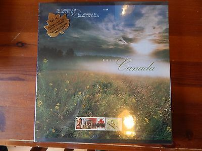1998 Canada Year Book Unopened Still In Cellophane All Stamps Issued Unmounted