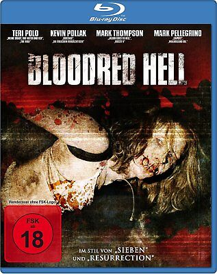 Bloodred Hell - BLU-RAY/NEU/OVP - FSK18