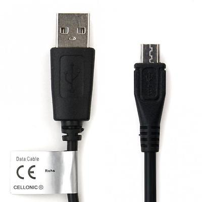 CELLONIC  Cable dato para GoPro Hero+ LCD, GoPro Hero 4 Session Cable USB Cable