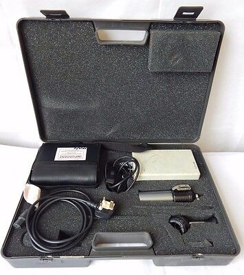 Henke Sass Wolf Endoscope Light Source Kit In Case 4XA 0000193 [R9D]
