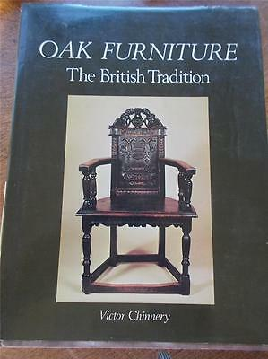 OAK FURNITURE The British Tradition Illustrated Photos Regional Makers & Methods