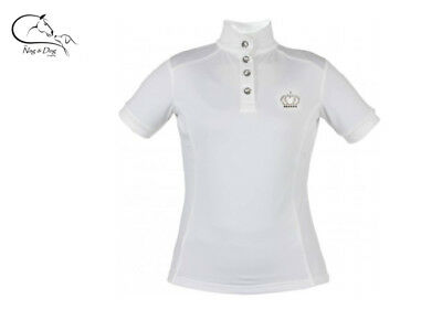 Olympia Ladies Technical Competition Show Shirt Jumping & Dressage