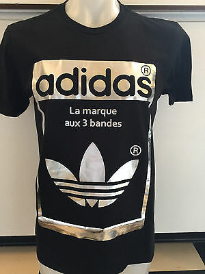 Adidas Superstar Og Black Graphic Tee T Shirt Mens Size Xx Large Nwt