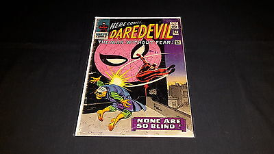 Daredevil #17 - Marvel Comics - June 1966 - 1st Print