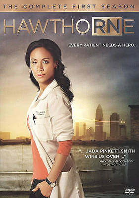 HawthoRNe: The Complete First Season 1 (DVD, 2010, 3-Disc Set) *NEW SEALED*
