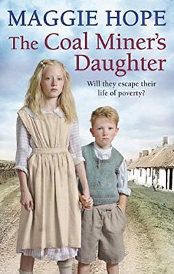 The Coal Miners Daughter by Maggie Hope New Paperback Book
