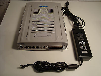 Nortel BCM50  NT9T6502ES Rel 3.0 with power supply ,licences and password