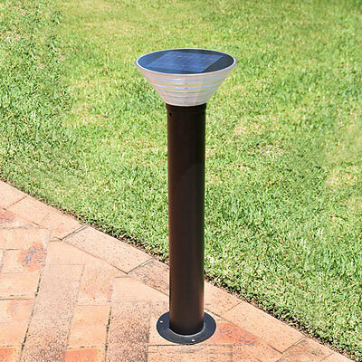 "The ""Orion"" Solar Bollard light - Commercial quality with 2 Year Warranty"