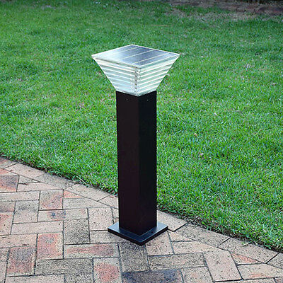 "The ""Andromeda"" Solar Bollard Commercial Grade Solar Bollard inc 2 Year Warranty"