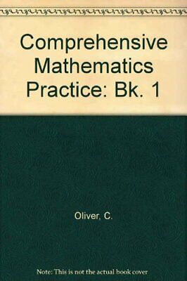 Comprehensive Mathematics Practice: Bk. 1 by Elvin, R. Paperback Book The Cheap