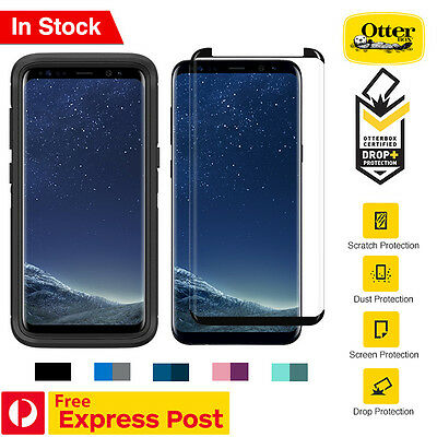 Galaxy S8 S8 Plus Genuine Case OtterBox Defender heavy duty Cover for Samsung