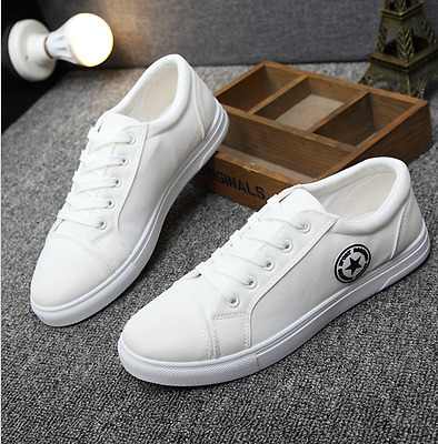 New Men's Shoes Fashion Breathable Casual Sneakers running Shoes